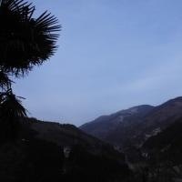 平成29年2月26日・今朝の東祖谷-1.4℃
