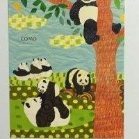 【パンダ】レターセット