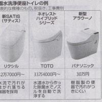 高機能温水洗浄便座で臭い対策