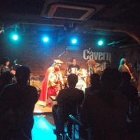 11日20日 博多で王様とのライヴ