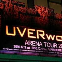 UVERWorld アリーナツアー2016 2日目