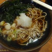 温かいおろし蕎麦 - 錦糸町/丸源 -