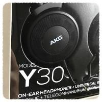 AKG「Y30」