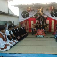 塩釜神社例大祭「還御」無事終わりました。