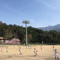 H29.4.22(土) 練習試合