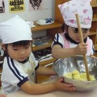 お料理の日(ポテトサラダ)