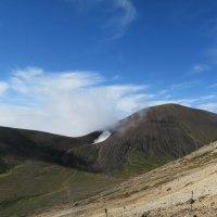 2016年9月19日 大雪山(旭岳から黒岳縦走)