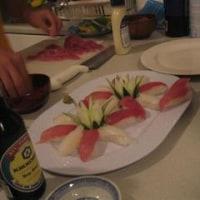 7月25日 デナリー3日目そして寿司パーティ