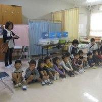 5歳児青組さん、就学前健診