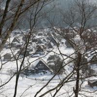 世界遺産・雪降る白川郷 25