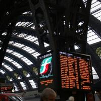 ミラノ中央駅…♪