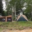 最新キャンプ(テント)事情