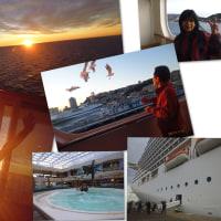 地中海クルーズ Part 11 Arrivederci