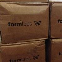 3Dプリンター「Form1+」の造形材料レジンを出荷