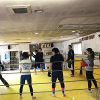 2/22下川原靖也コーチの水曜朝フィットネスクラス練習日記