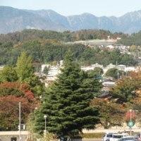 10月26日(水)秋晴れ