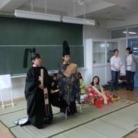浦安市立入船小学校装束体験