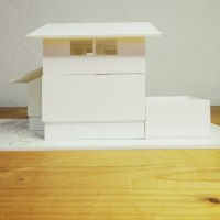【ministock-07(lab)】体裁はいらないです。-新潟を一望する小さい家-