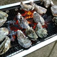 第二回牡蠣パーティー