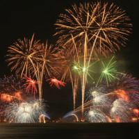 江の島花火大会2016