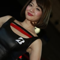 東京オートサロン 2017-020 ブリヂストン 柳沼陽菜さん