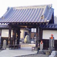 016足利市羽刈町・慶性寺の庚申塔(最寄り:県駅、本中野駅)