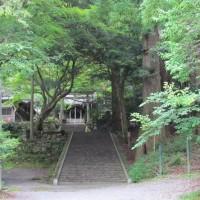 京都・八瀬八幡宮
