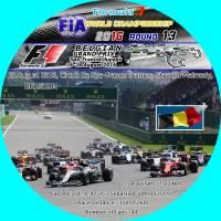 F1 Belgium Grand Prix 2016