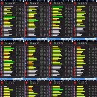 5/23-24:AzEl正常受信継続中:24時間スマホQZS-1モニタリング