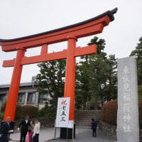 ちょっと寄り道 東伏見稲荷神社