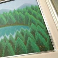 油彩古典技法4「森に、より空気感を与える表現方法」更新版