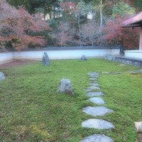 真長寺の石庭