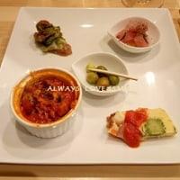 日本滞在記 2017:Wine & Kitchen  pi EMON te ♪