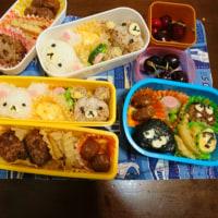 小学校運動会のお弁当(リラコリ&キラー)