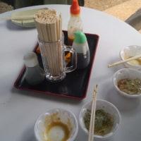 平成29年初島ところてん祭りへ。