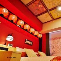 松竹コラボの本格的な歌舞伎ルームがあるホテル