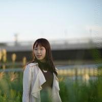 加藤萌さんを撮影させて頂きました。