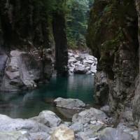 シシ渕 (大杉谷)