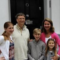 ビル・ゲイツは自分の子どもが14歳になるまで携帯電話を与えなかった。