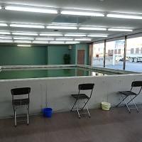 室内釣堀いなり(栃木県鹿沼市)