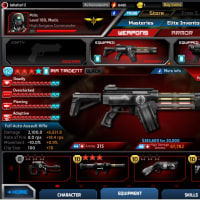 SAS4 zombie assault  RIA TRIDENT - BLACK