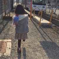 2016年 年明け饂飩 爽月 at 粉浜商店街