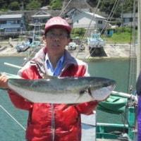 カモシ釣りのブログを始めてからの一枚です。