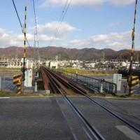 JR宇治川鉄橋