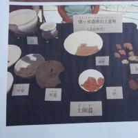 畑ケ田遺跡の現地見学会