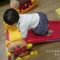 2月22日 朝ご飯&孫ちゃん