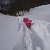 2月11日那須雪遊び