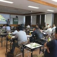 JA栗っこズッキーニ部会が出荷査定会と現地検討会を実施!!