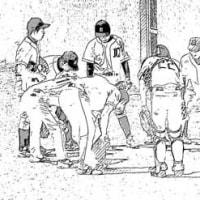 野球を撮ってきました