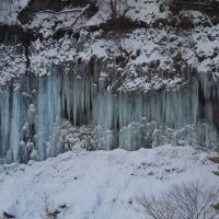 氷柱はまだ見られます